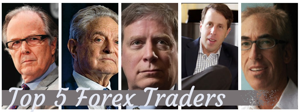 Best forex traders 2012